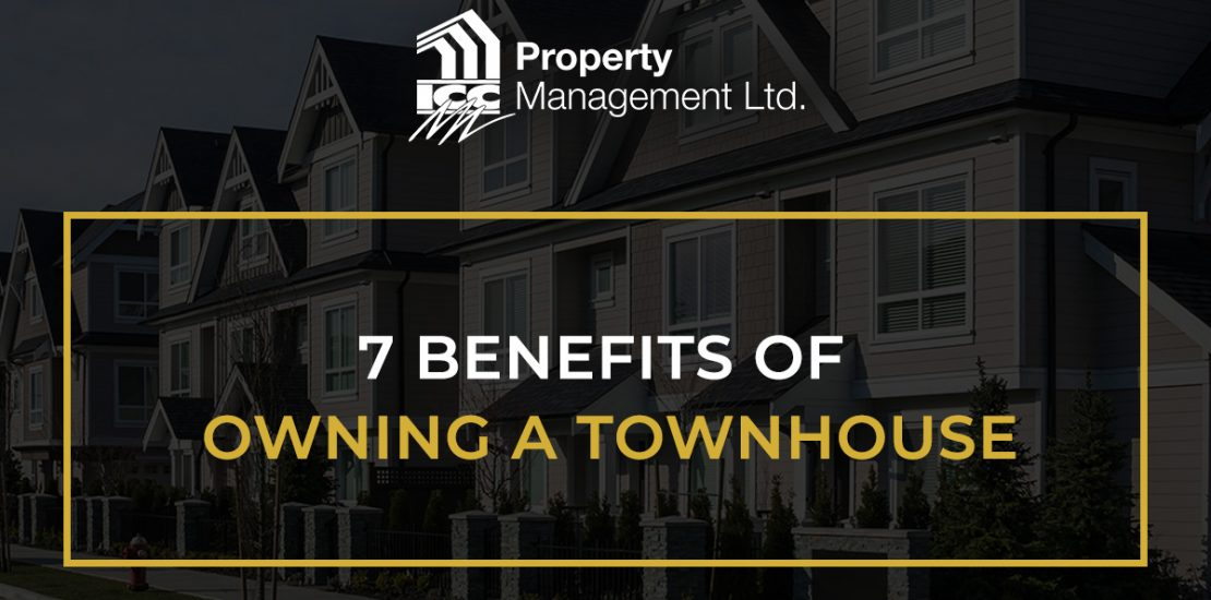the benefits of owning a townhome