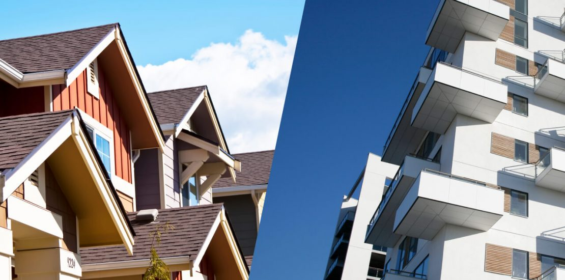 Freehold Townhouse vs Condo